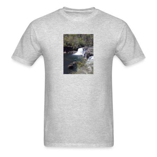 LRC waterfall - Men's T-Shirt