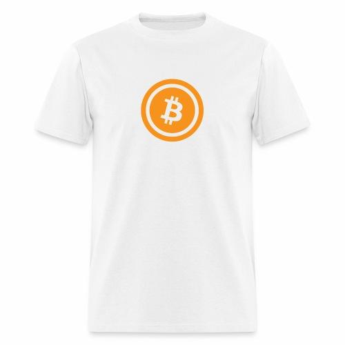 Bitcoin branding 45 - Men's T-Shirt