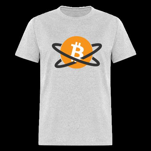 BitcoinPlanet - Men's T-Shirt