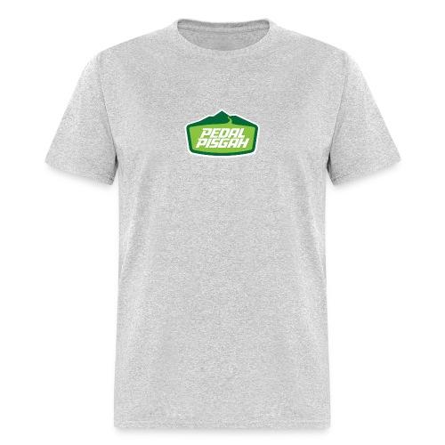 Mountain Trail Emblem Color - Men's T-Shirt
