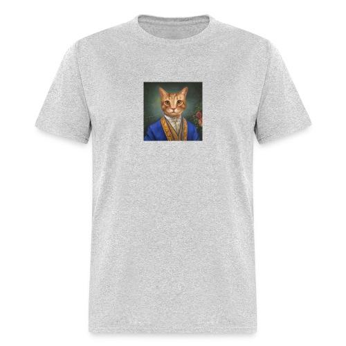Don't let the suit fool you. - Men's T-Shirt