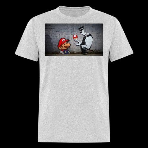 static street art - Men's T-Shirt