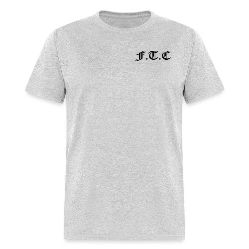 FTC Tee (heather) - Men's T-Shirt