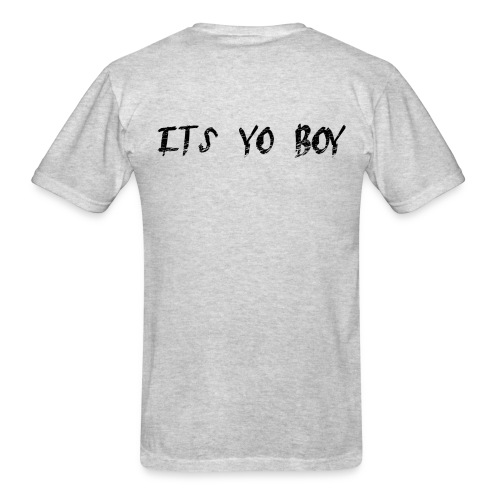 yo boy - Men's T-Shirt
