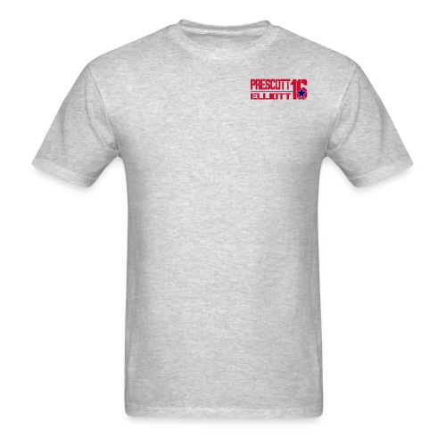 Prescott/Elliott 16 - Men's T-Shirt