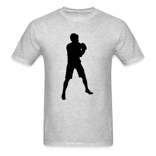 FIF Men Full Body Fighter Design - Men's T-Shirt