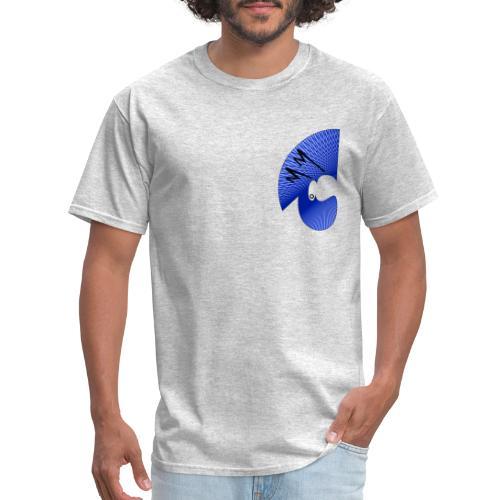 Matty Mohawk Logo & Skull - Men's T-Shirt
