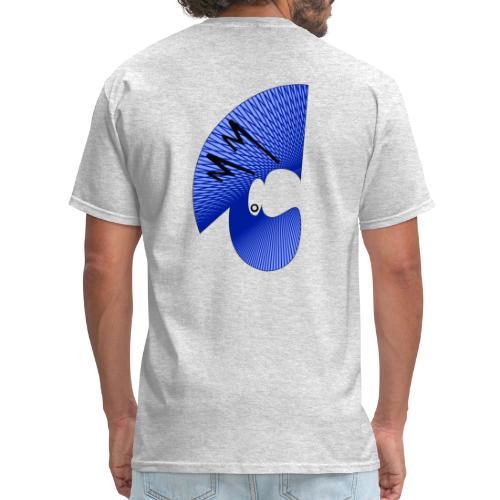 Matty Mohawk Logo - Men's T-Shirt