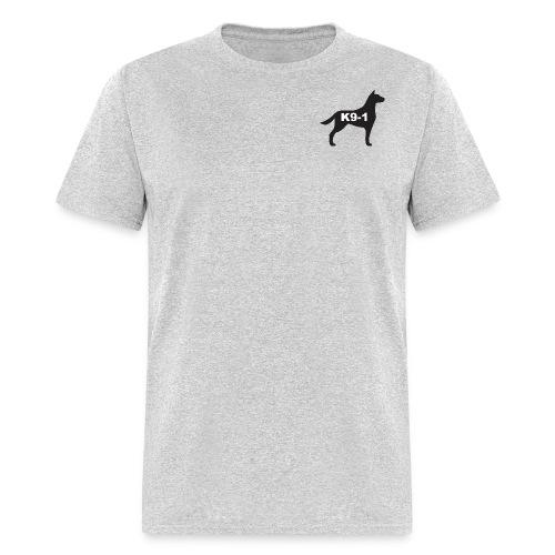 K9-1 logo - Men's T-Shirt