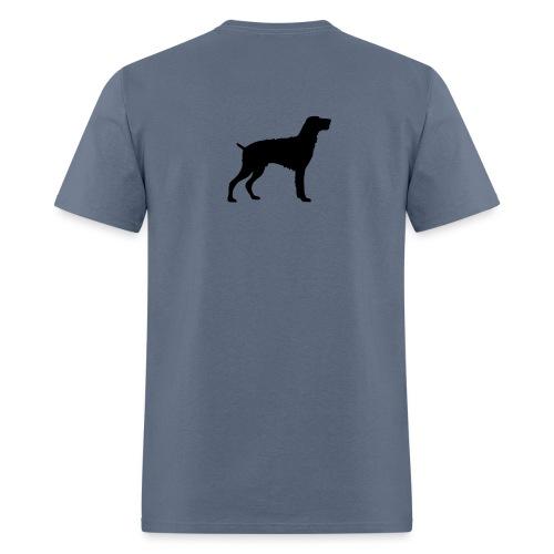 German Wirehaired Pointer - Men's T-Shirt