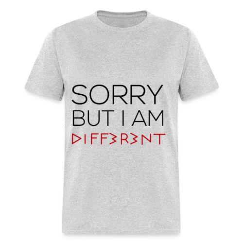 I'm different t-shirt 2018 - Men's T-Shirt