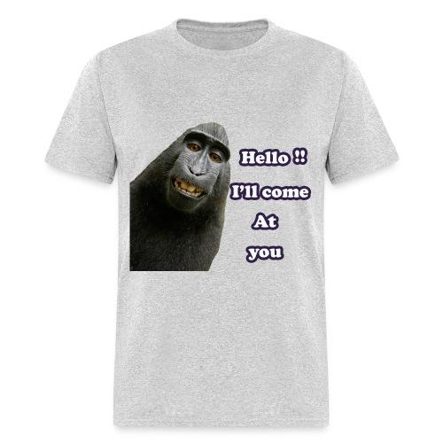 Monkey t-shirt - Men's T-Shirt