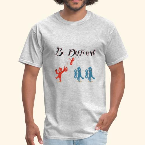Be Different - Men's T-Shirt
