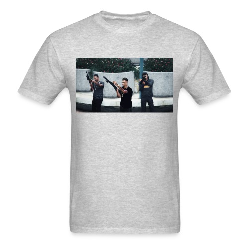 3 Amigos🤟🏾 - Men's T-Shirt