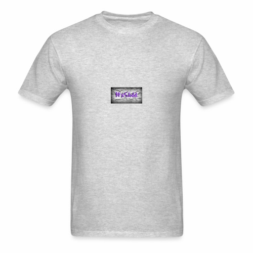 to much slidd - Men's T-Shirt