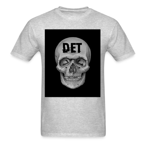 DET Skeleton - Men's T-Shirt