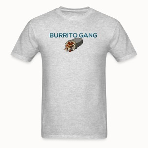 Burrito Gang Bottom Logo Shirt - Men's T-Shirt