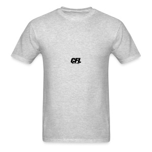 CFL Productions 2017 - Small logo size - Men's T-Shirt