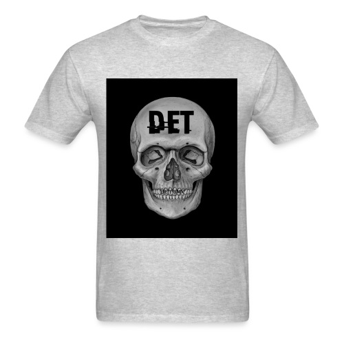 DET Skeleton - Men's T-Shirt
