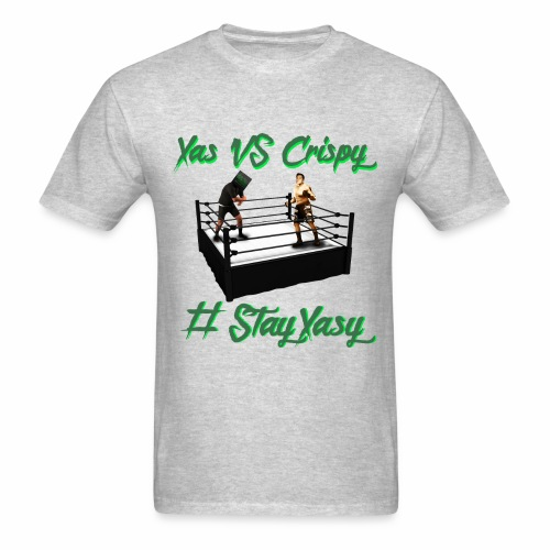 #StayXasy - Men's T-Shirt