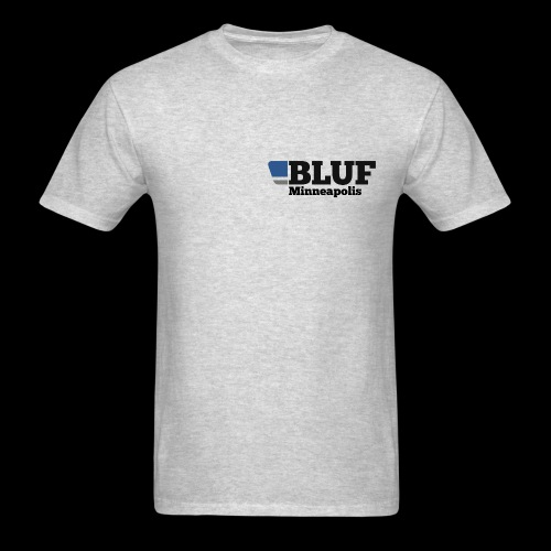 BLUF Minneapolis - Men's T-Shirt