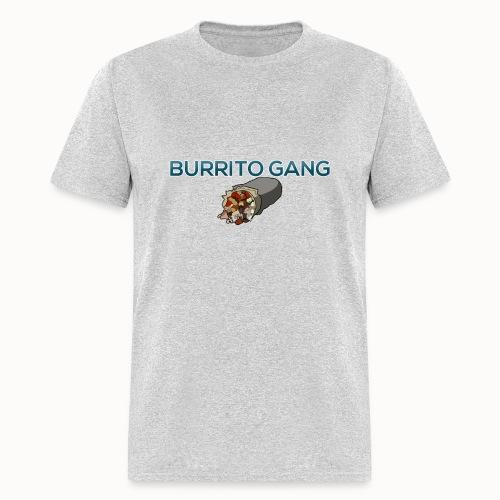 Burrito Gang Bottom Logo Shirt - Men's T-Shirt