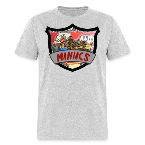Iron Maniacs - Portrait - Men's T-Shirt