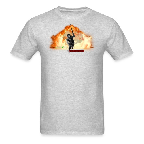 CptFive - Squad OUT - Men's T-Shirt