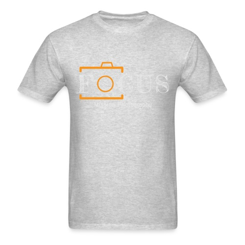 12x7 Focus Grey - Men's T-Shirt