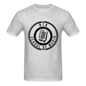 RTA School of Media Classic Look - Men's T-Shirt