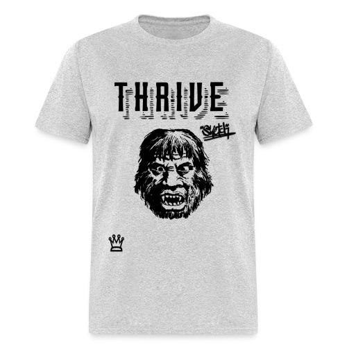 caveman thrive shirt - Men's T-Shirt