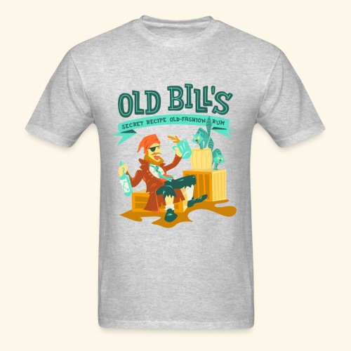 Old Bill's - Men's T-Shirt