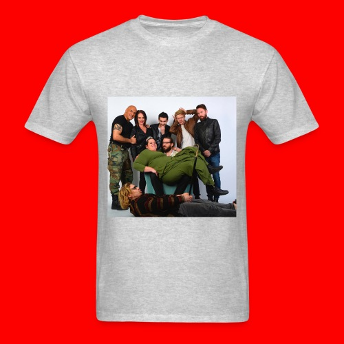 Savage Family Christmas Card P. 2 - Men's T-Shirt