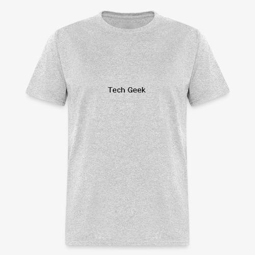 Tech Geek - Men's T-Shirt
