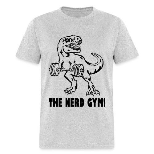The Nerd Gym - Max Rex - Men's T-Shirt