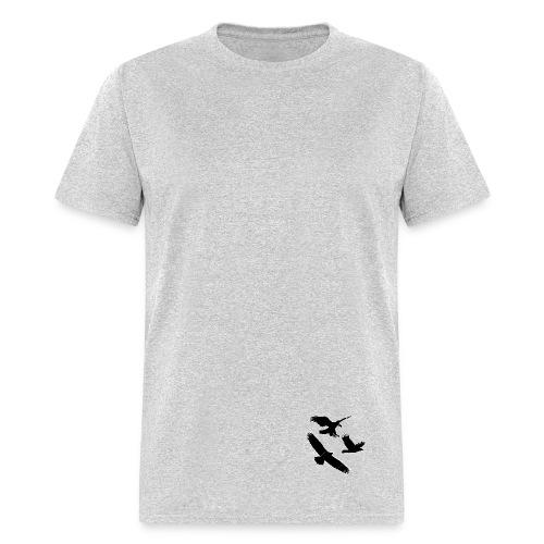 Eagle logo - Men's T-Shirt