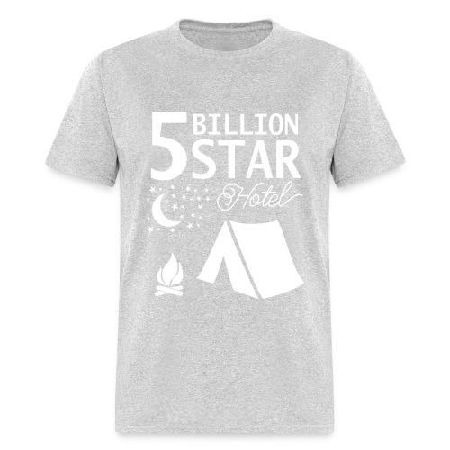 5 Billion Star Hotel - Men's T-Shirt