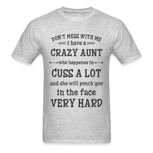Don't Mess With Me - Men's T-Shirt
