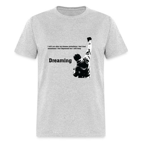 Motivation t-shirt - Men's T-Shirt