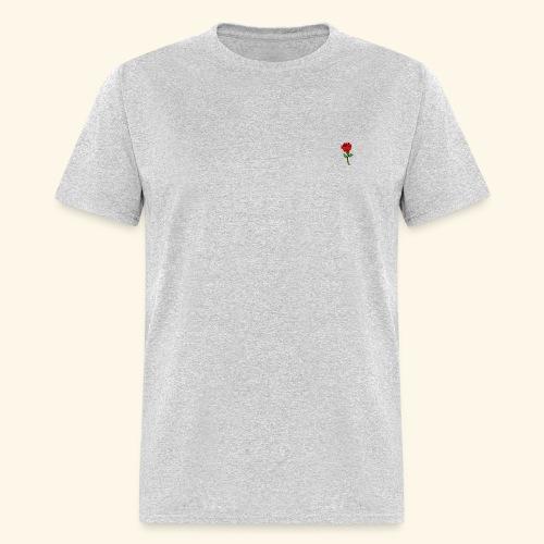 Rose Print - Men's T-Shirt