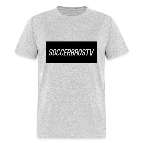 SoccerBrosTv - Men's T-Shirt