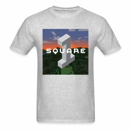 Square One Sunset Logo - Men's T-Shirt