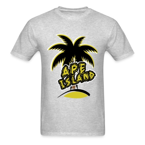 APE ISLAND - Men's T-Shirt