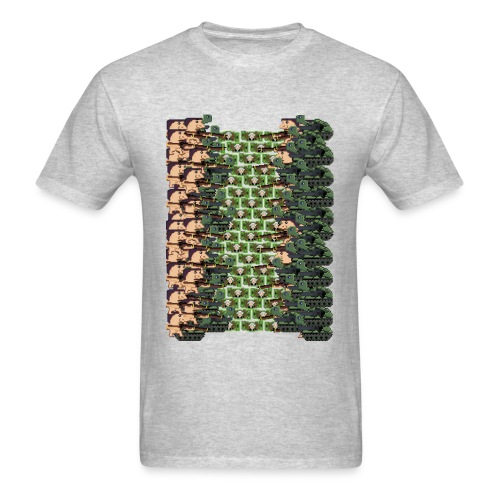 Money Tunnel - Men's T-Shirt