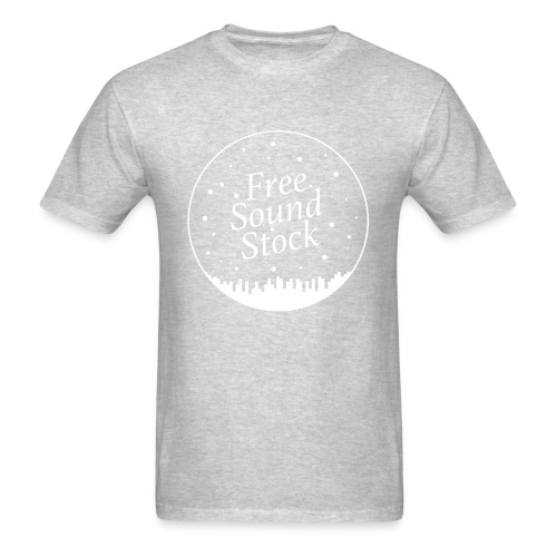 Free Sound Stock - Men's T-Shirt