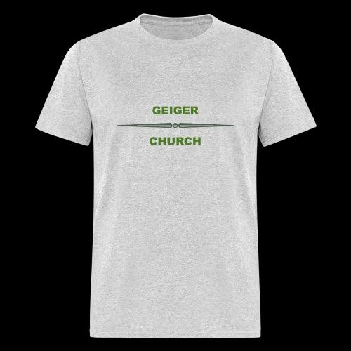 Geiger Military Shirt - Men's T-Shirt