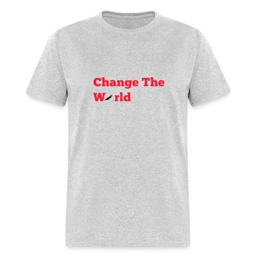 Change The World Falcon Shirt - Men's T-Shirt