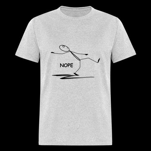 NOPE - Men's T-Shirt