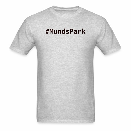 #MundsPark - Men's T-Shirt