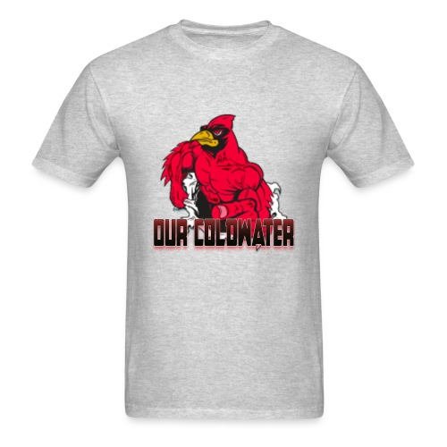 Our Coldwater Logo - Men's T-Shirt